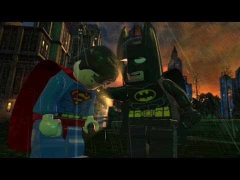 LEGO Batman 2: DC Super Heroes (3DS) - 100% Free Play Guide #10 ...