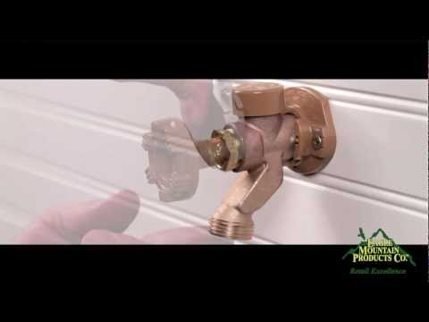 Woodford Model 17 - Outdoor Water Faucet Repair