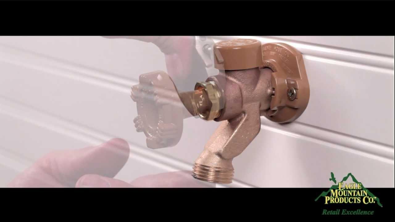 woodford model 17 outdoor water faucet repair