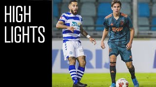 Highlights De Graafschap - Jong Ajax