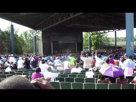 "J. Moss - ""Sweet Jesus""/Ministering at Joyfest 2010, Charlotte, NC"