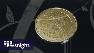 Bitcoin: financial revolution or modern day tulipmania? - BBC Newsnight
