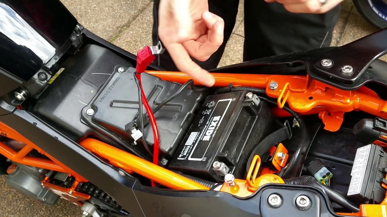 batterie moto ktm duke 125