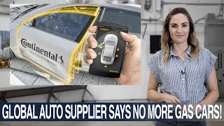 World auto supplier says NO MORE gas powered cars! | Ride News Now