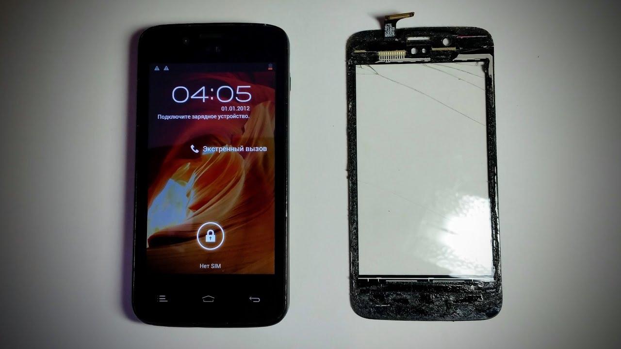 Samsung Galaxy S3 mini i8190 Разбор телефона, замена экрана - YouTube