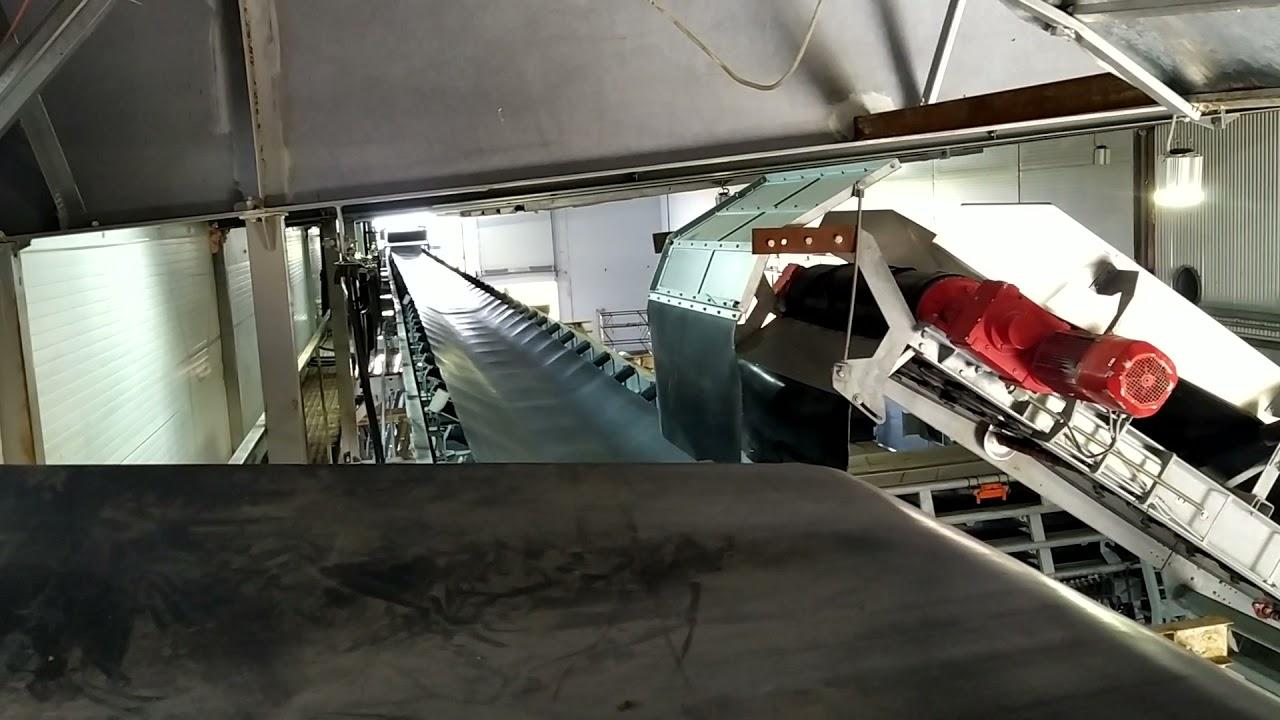 Ленточный конвейер 4лл1400 2п 3 элеватор ленточный нория