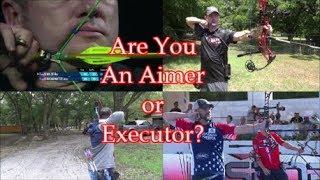 Are  you an Aimer or an Executor?