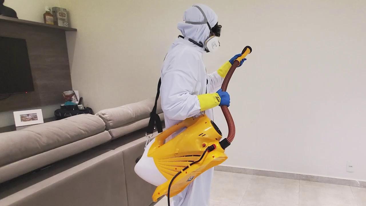 Apple Clean Higienização Profissional