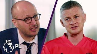 Man United's Ole Gunnar Solskjaer reflects on team's success | Premier League | NBC Sports
