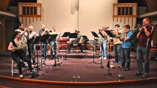 Mel Torme - Christmas Song - Compass Rose Brass Ensemble