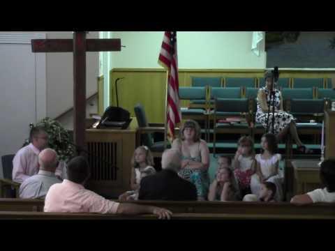 7 24 16 11am Worship with Dr Steve Parker Part 1