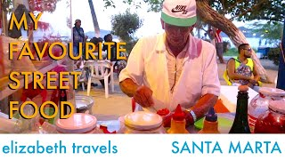 Best Street Food in Santa Marta, Colombia | South America Travel