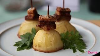 свинина картофель запеченный по кубански рецепт