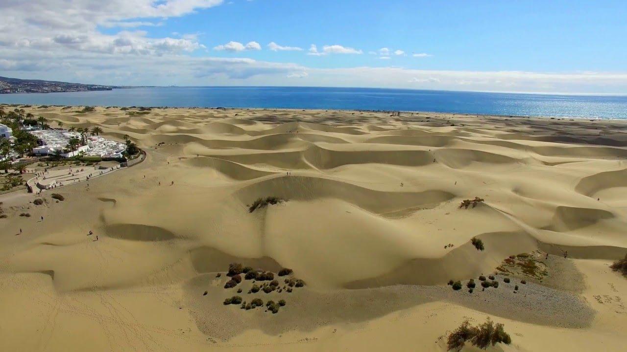 las dunas playa ingles