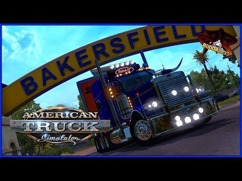 "🔴""East Bound and Down""◆American Truck Simuator◆C2C Map,PB 389 Viper Triple Axle&More! #BuddaNation"
