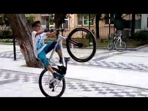 How To Wheelie (tek Teker 3)