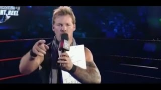 Chris Jericho -- You Just Made The List -- Stupid Idiot !!!