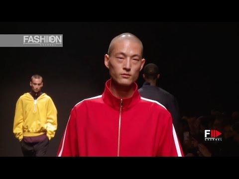 LUCIO VANOTTI Fall Winter 2017 2018 PITTI UOMO 91° by Fashion Channel