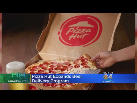 Theresa - Pizza Hut Expands Beer Delivery Program ...
