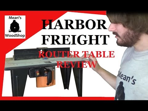 Harbor freight router table review means woodshop youtube harbor freight router table review means woodshop keyboard keysfo Image collections