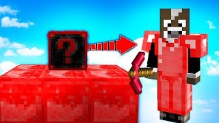LOS LUCKY BLOCKS MÁS RAROS DE MINECRAFT (Minecraft - Lucky Block Race)