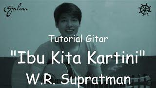 5 Menit Belajar Gitar (Ibu Kita Kartini - W.R. Supratman)
