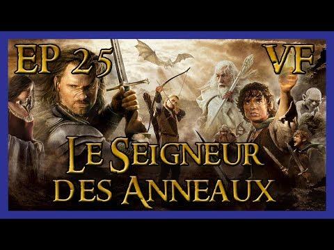 TRILOGIE LE SEIGNEUR DES ANNEAUX - DOUBLAGE VF #25