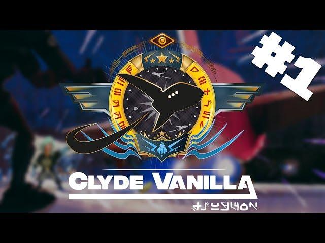 Clyde Vanilla #1 - Destination : Destin !