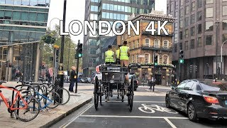 London 4K - Westminster Drive