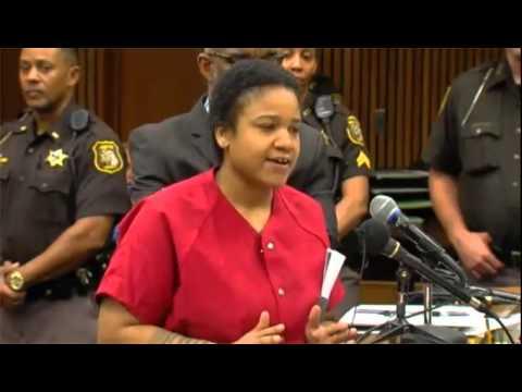 Mitchelle Blair Sentencing 07/17/15