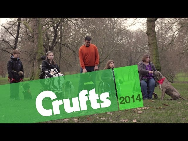 Friends For Life Launch | Crufts 2014