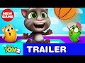 My Talking Tom 2 is here! NEW GAME Official Trailer