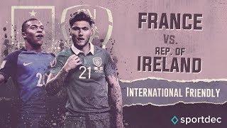 France v Republic of Ireland - FIFA 18 Highlights