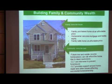 Community+Land+Trust: Tools for Development, Baltimore Housing Roundtable's White Paper Report.