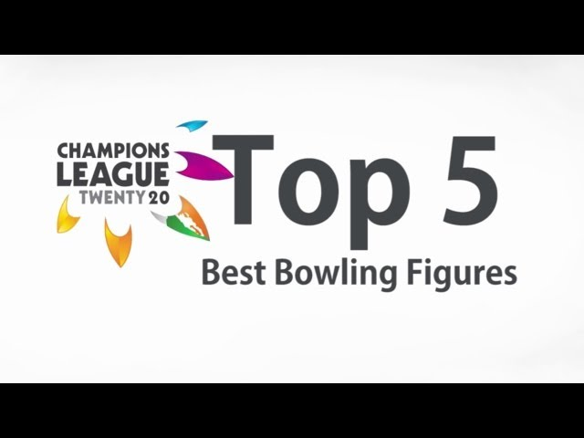 Champions League Cricket T20 2013 Best Bowling Figures Travel Video