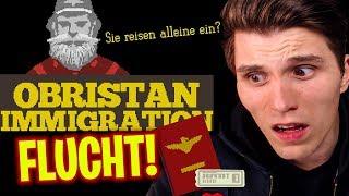 Ich VERLASSE Arstotzka (OHNE MEINE FAMILIE) | Grenzposten Simulator (Papers Please)