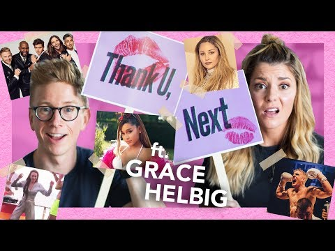 Thank U Next (ft. Grace Helbig)