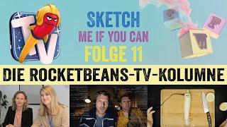 15 Minuten mit Luksan Wunder auf Rocket Beans TV (F11: Der alte Mann und der Share)