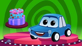 Zeek And Friends My Cake | Food Song | Original Songs For Children | cartoon video for kids