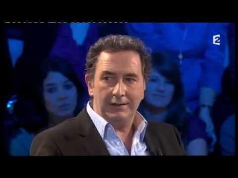 François Morel On n'est pas couché 10 novembre 2012 #ONPC