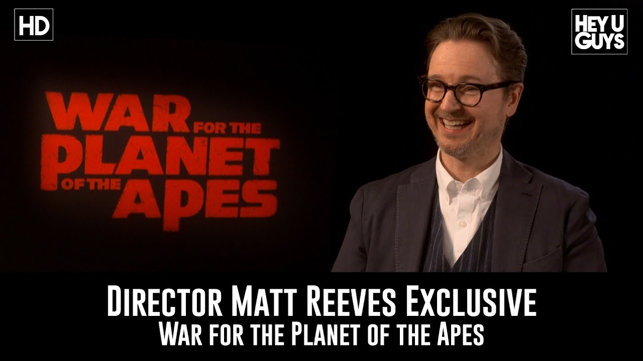 Download Director Matt Reeves Exclusive Interview - War for the Planet of the Apes