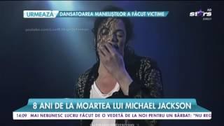 8 ani de la moartea lui Michael Jackson