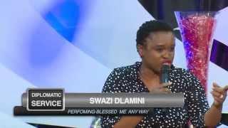 Gambar cover Swazi Dlamini and Tshepo Mngoma Performing at ECG Church