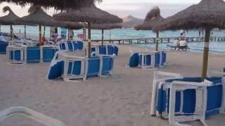 mallorca resort playa de muro on the beach las gaviotas