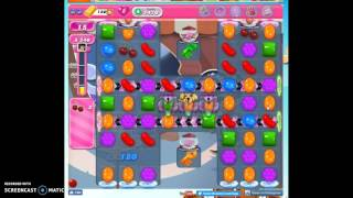 Candy Crush Level 1470 help w/audio tips, hints, tricks