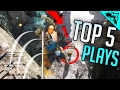 FLYING EXECUTION! - For Honor Top 5 Multiplayer Gameplay Plays of the Week  (Bonus Plays 44)