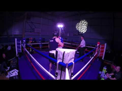 Ultra White Collar Boxing | Yeovil | Bradley Martin VS Oliver Clarke