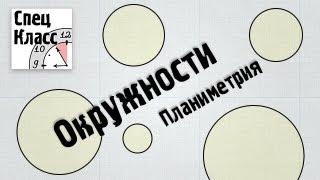 Окружность и ее свойства (bezbotvy)