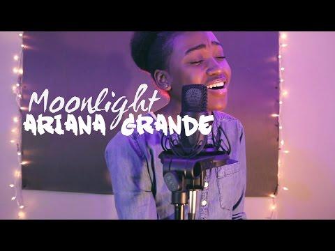Ariana Grande - Moonlight (13 Year Old Anaya Cheyenne Cover)