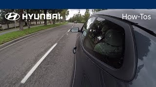 How to Use Lane Keep Assist | Hyundai